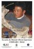 Cartel Escuela de bonsai oficial japonesa Chiharu Imai