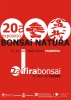 Cartel Exposicion Bonsai Natura y Feria del Bonsai